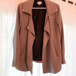 Wilfred Japanese crepe blazer